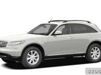 2006 Infiniti FX35 Sport Utility Base Our Location is: