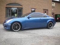 Here for sale is a 2006 Infiniti G35 Coupe. I am the
