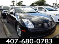 2006 Infiniti G35 Coupe Our Location is: AutoNation