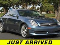 CARFAX 1-Owner, Superb Condition. Athens Blue exterior