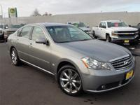Options:  2006 Infiniti M35x Base|We Offer Financing