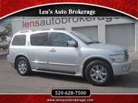 Options:  2006 Infiniti Qx56 Clean And Loaded Up