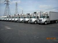 2006 International 4300 Reefer Truck Reefer Trucks