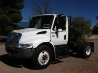 2006 International DT4300 1 owner we bought the truck