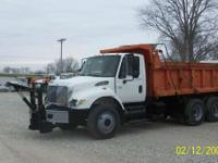 Dump Trucks Dump Trucks. 2006 International 7400