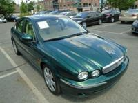 CLEAN AND SHARP LOW MILEAGE ALL WHEEL DRIVE JAGUAR