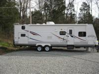 "FOR SALE: 2006 Jayco 31"" W/SLIDE ASKING PRICE:"