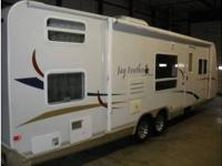 2006 Jayco Jay Feather 29Y for sale $10900 the price is