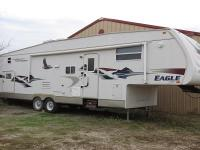 2006 Jayco Eagle 5th Wheel in Rose Hill KS. Rate