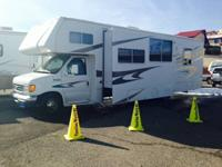 You are looking at a 2006 Jayco Grey Hawk 30' foot with