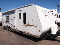 Is it a Lite Weight Bumper Pull Travel Trailer that has