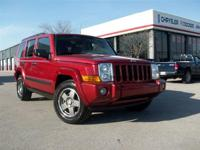 Description 2006 JEEP Commander Four Wheel Drive,