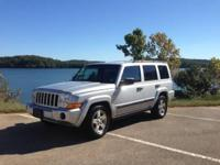 -- 2006 JEEP COMMANDER--. - 4X4 !! - 140K MILES! - 3RD