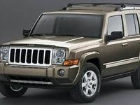 2006 Jeep Commander Our Location is: AutoNation Ford
