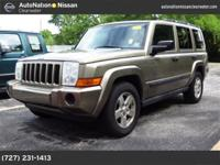 2006 Jeep Commander Our Location is: AutoNation Nissan