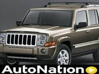 2006 Jeep Commander. Our Location is: Mercedes-Benz of