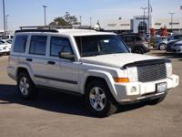 Options:  2006 Jeep Commander Base|Introducing The 2006