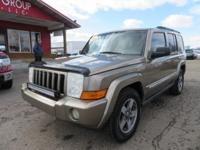 Options:  2006 Jeep Commander If You Want A Jeep But