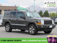 This 2006 Jeep Commander is proudly offered by LHM Used