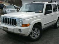 2006 Jeep Commander Limited For Sale.Features:Four