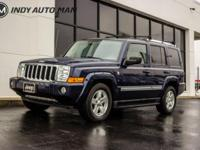 Options:  2006 Jeep Commander Limited|2006 Jeep