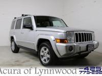 2006 Jeep Commander Limited. HEMI 5.7L V8, 4WD 7