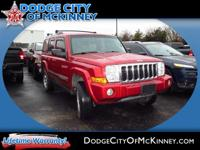 Come test drive this 2006 Jeep Commander! Ensuring