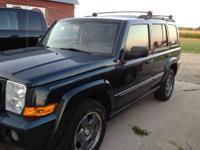 We are selling our 2006 Jeep Commander. It looks and