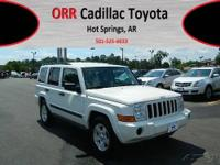 2006 Jeep Commander SUV Our Location is: ORR Cadillac