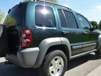 Take a look at our Jeep Liberty Sport model! Great