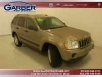 Options Included: N/A2006 Jeep Grand Cherokee Laredo