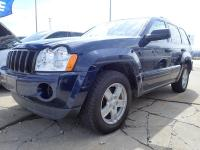 Options:  2006 Jeep Grand Cherokee Laredo 4Dr Suv