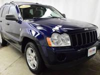 This 2006 Jeep Grand Cherokee Laredo is proudly offered