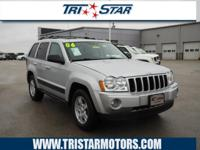 This 2006 Jeep Grand Cherokee Laredo is a great option