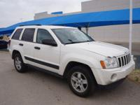 Laredo trim, Stone White Clear Coat exterior. Alloy