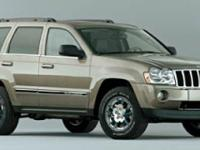 2006 Jeep Grand Cherokee Laredo in Blue. Stability and