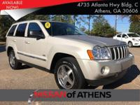 Check out this 2006 Jeep Grand Cherokee Laredo. Its