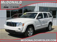Options:  2006 Jeep Grand Cherokee Limited 4X4|Miles: