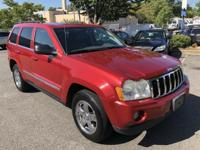 Recent Arrival! 2006 Jeep Grand Cherokee Limited