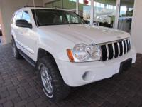 This wonderful 2006 Jeep Grand Cherokee is the SUV that