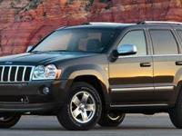 This 2006 Jeep Grand Cherokee Overland Well Equipped