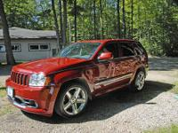 2006 Jeep Grand Cherokee SRT8 in excellent condition!!