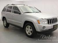 Grand Cherokee Limited, 4.7L V8 MPI, 4WD Trailer Tow
