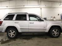 2006 Jeep Grand Cherokee-V8-2WD 4.7Liter Towing Package