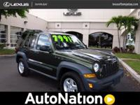 2006 Jeep Liberty Our Location is: Lexus Of Tampa Bay -