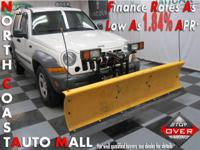 This 2006 Jeep Liberty 4dr 4dr Sport 4WD 4x4 SUV