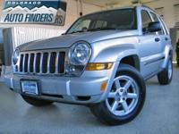 2006 Silver Jeep Liberty Limited Denver/Aurora. The