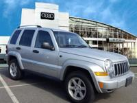 This Economy Certified 2006 Jeep Liberty Limited Comes