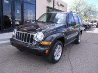 Options Included: N/AThe Jeep Liberty is a great