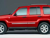 **HARD TO FIND** 2006 Jeep Liberty Limited 4X4 With